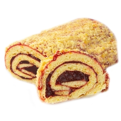 Sugar Free Passover Raspberry Jelly Roll - 14 oz