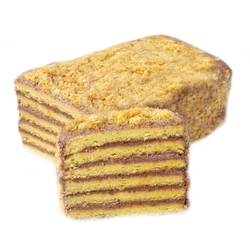 Sugar Free Passover Seven Layer Cake