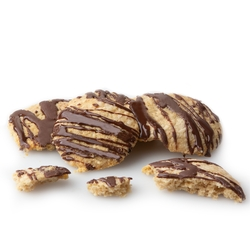 Passover Marble Chocolate Cookies - 8oz