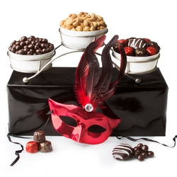 Purim Delectable Deli Trio Gift Basket