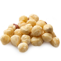 Raw Blanched Hazelnuts (Filberts)