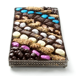 Mirrored Chocolate Tray
