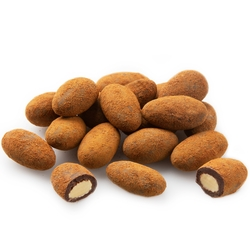 Chocolate Covered Cinnamon Almonds
