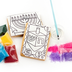 Chanukah Sugar Art Cookie Kit