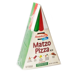 Passover Matzo Pizza Kit