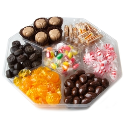 seven Sectional Sugar Free Platter