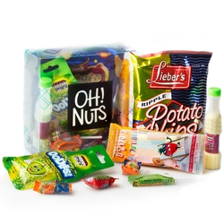 SWEET - Oh! Nuts Frosted Candy Box Gift Pack - 8 Pack