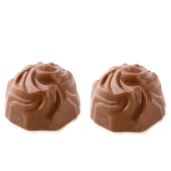 Hand Made Dulce De Leche Dairy Chocolate Truffles - 12 CT Box