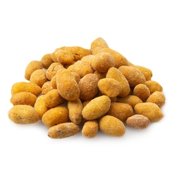 Crunchy Seasoned Peanuts
