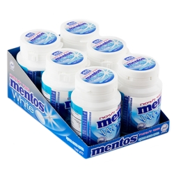 Mentos Pure Fresh Sweet Mint Gum Tubs - 6CT