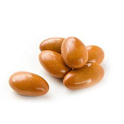 Light Brown Honey Jordan Almonds