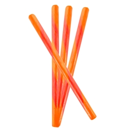 Apricot Saffron Circus Candy Sticks