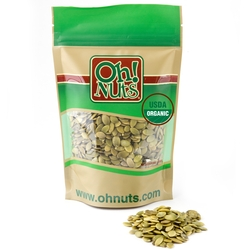USDA Organic Pumpkin Seeds Kernel - 8 OZ
