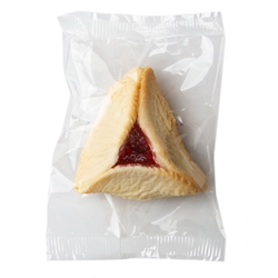 Individually Wrapped Hamantaschen
