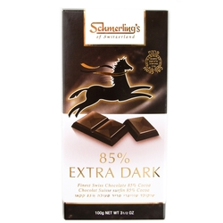 85 Percent Cocoa Extra Dark Chocolate Bar