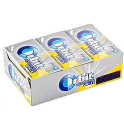 Orbit Lemon Gum Tabs - 12CT Box