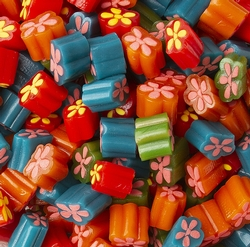 Fini Kosher Hooplas Flower Gummies