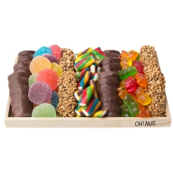 Candy & Chocolates Gift Platter