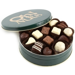Chocolate Truffle Gift Tin