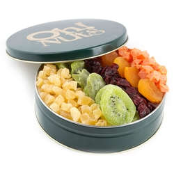 Dried Fruit Keepsake Tin