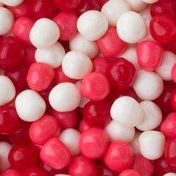 Sour Red, Pink & White Candy Balls Mix