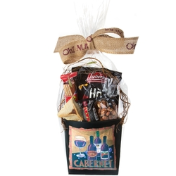 CUTE - Purim Wall Pocket Gift Basket Mishloach Manos