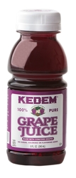 Kedem 100% Pure Grape Juice - 8oz