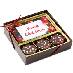 Holiday Small Chocolate Gift Box