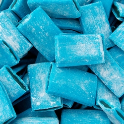 Blue Raspberry Sandwich Gummy Chips - 2.2 LB Bag