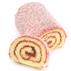 Passover Raspberry Jelly Roll