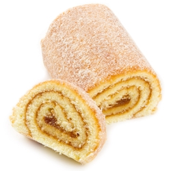 Passover Apricot Jelly Roll