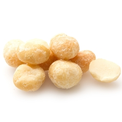 Dry Roasted Unsalted Macadamia Nuts