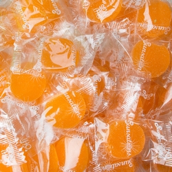 Oh! Nuts Wrapped Sunsation Orange Jellies