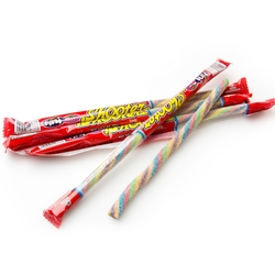 Extra Long Rainbow Shooters Fizz Twister - Tutti Frutti