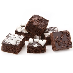 Passover Chocolate Brownies - 12CT