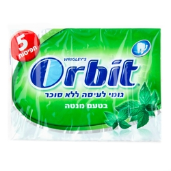Orbit Professional Mint Gum Sticks