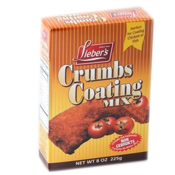 Crumbs for Pesach - Cooking