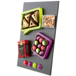 Purim Colorful Magnet Board