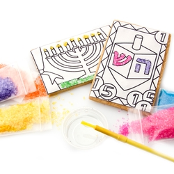 Brilliant All in One Sugar Art Cookie Kit- Hanukkah