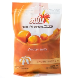 Passover Elite Sugar Free Butterscotch Candy -2.8oz Bag