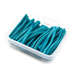 Blue Raspberry Gummy Sticks - 1LB Box