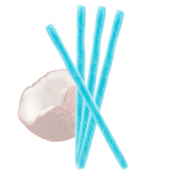 Coconut Circus Candy Sticks