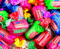 Dubble Bubble Assorted Bubble Gum - Bulk