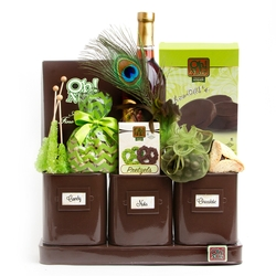 Charming Chocolate Containers
