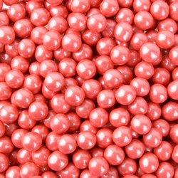 Coral Shimmer Pearl Sixlets