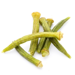 Okra Chips - 8oz Bag