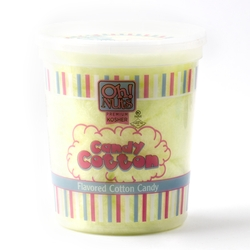 Green Cotton Candy - Lime