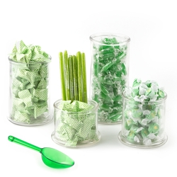 Green Candy Buffet Kit
