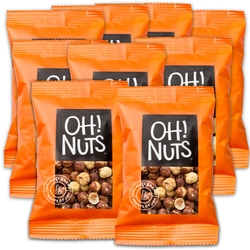 Roasted Unsalted Hazelnut Snack Pack - 12 CT
