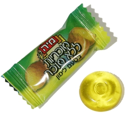 Sugar Free Lemon Flavored Candies